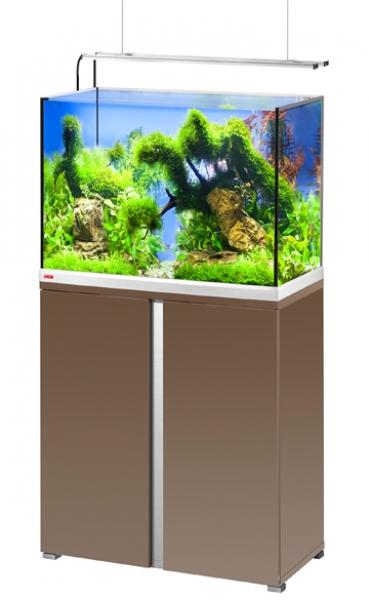 diskusfische eheim proxima plus 175 mokka braun edelglanz s wasser aquarien kombination. Black Bedroom Furniture Sets. Home Design Ideas