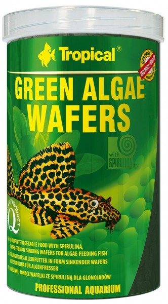 Green Algae Wafers 250 ml