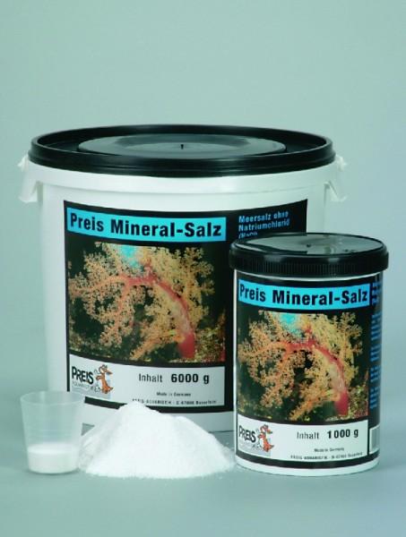 Preis Mineralsalz