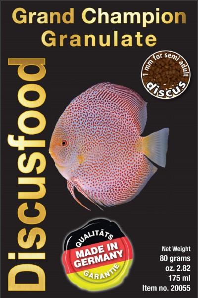 Grand Champion Granulat von Discusfood - Premium Diskus Granulat