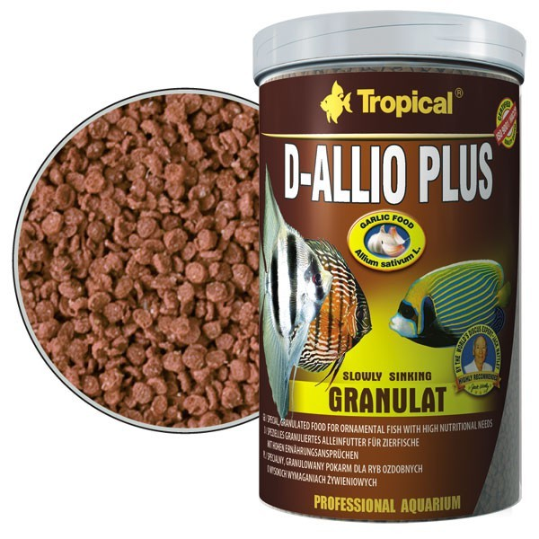 Tropical D-Allio Plus Granulat 5000 ml