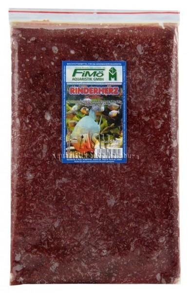 Rinderherz 500 g Flat Pak (Flachtafel)