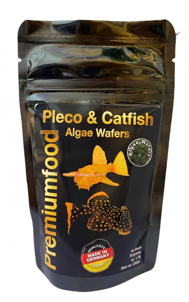 Pleco & Catfish Algae Wafers Discusfood - Futtertabletten - Wels Chips