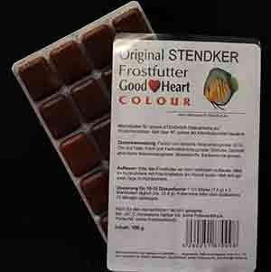 Stendker GoodHeart COLOUR Diskusfutter 100g Blister