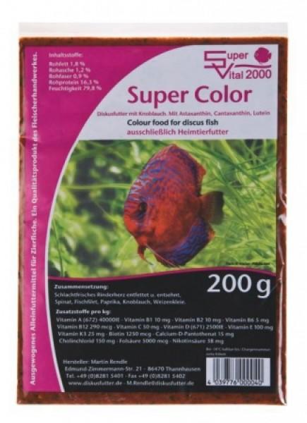 SV 2000 Super Color 200g Flachtafel