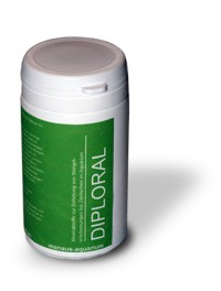 DIPLORAL Mineralien 100 g