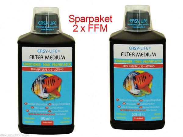 Easy Life FFM 2x 500ml Wasseraufbereiter