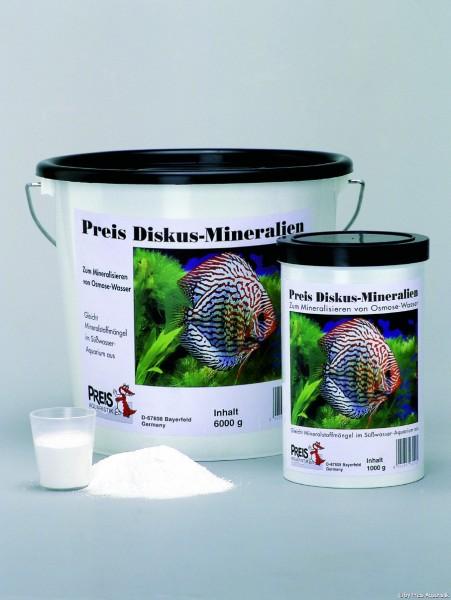 Preis Diskus Mineralien 6 kg