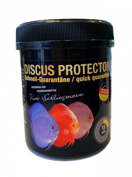 Discus Protector 160g von Discusfood Schnell - Quarantäne für Diskus / 10 Liter - Kurzbad
