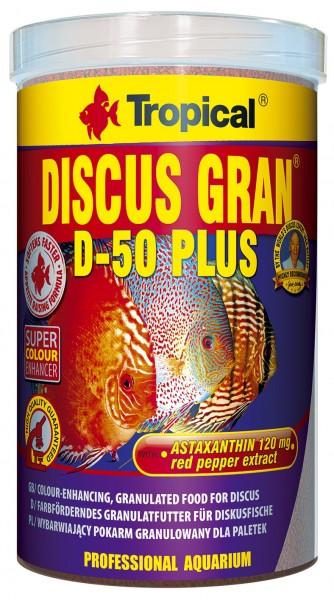 Tropical Discus D 50 Plus Granulat