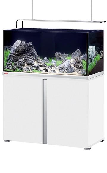 EHEIM Proxima plus 250 - weiß / edelglanz - Süßwasser Aquarien-Kombination