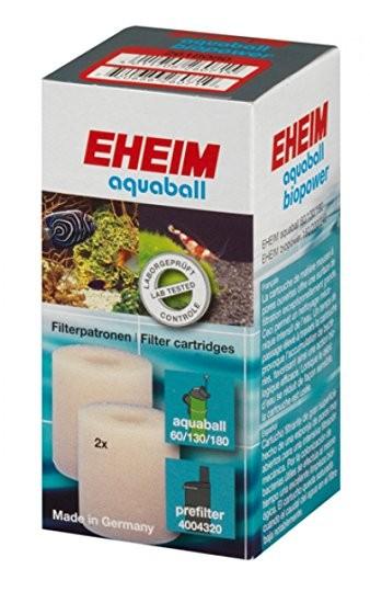 EHEIM Filterpatronen für Vorfilter (Doppelpack)