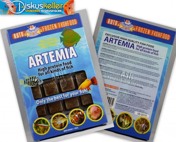 50 x Artemia 100g Blister Sparpaket