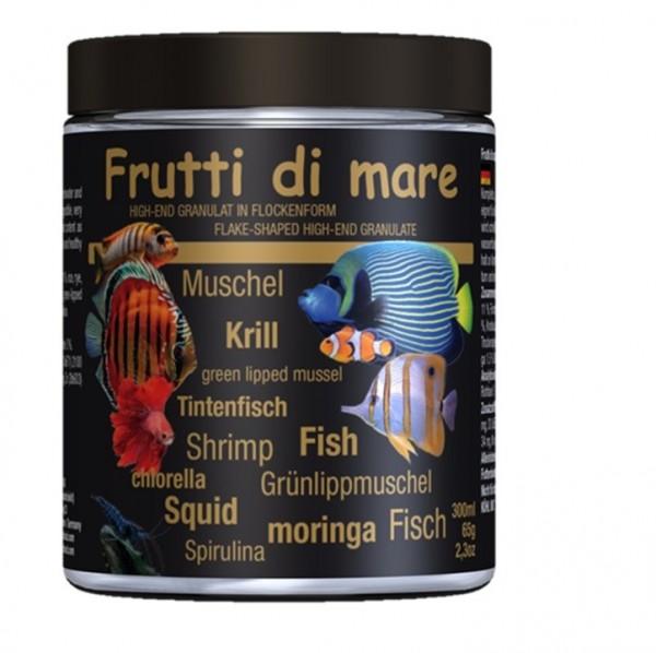 Frutti di Mare 300ml Flachgranulat Krill Fischfutter Discusfood