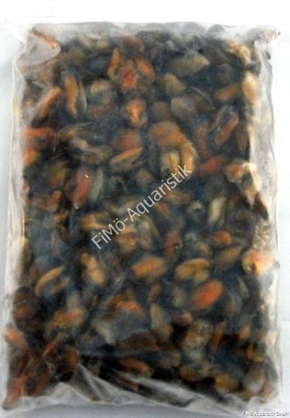 Muschelfleisch ganz (lose eingefroren) 500 g