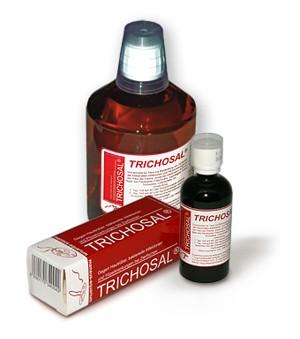 TRICHOSAL® gegen Bakteriosen und Pilzinfektionen