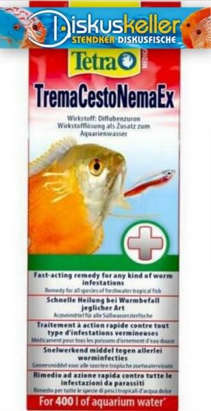 Tetra Medica TremaCestoNemaEx 20ml gegen Wurmbefall