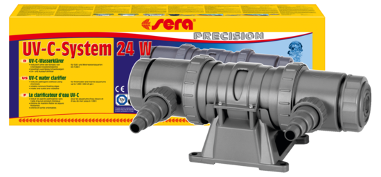 Sera UV-C-System Wasserklärer 24 Watt