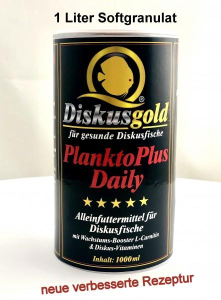 Diskusgold PlanktoPlus Daily Granulat 1 Liter Dose