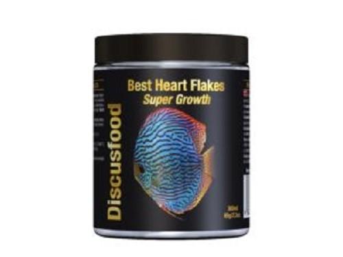 Best Heart Flakes Super Growth 830ml von Discusfood