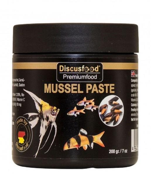 Mussel Paste 200g von Discusfood - Muschel Futterpaste