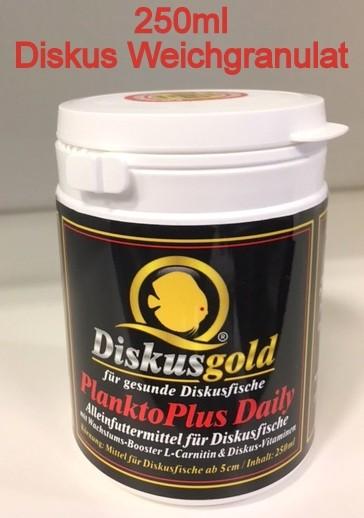 Diskusgold PlanktoPlus Daily Soft Granulat