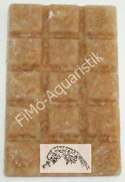 Bachflohkrebse (Gammarus) Schokotafel 100 g
