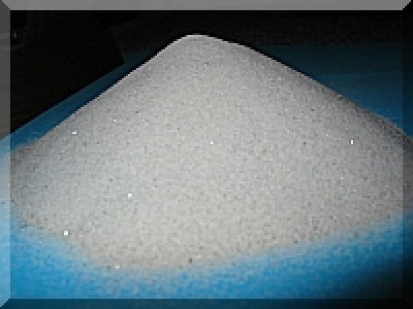 Diskus Quarzsand, kantengerundet, 25kg