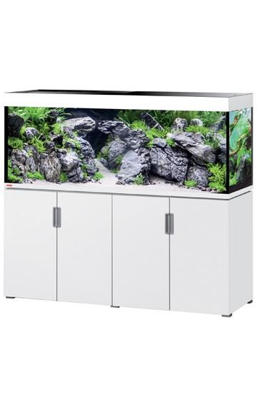 EHEIM Incpiria 500 - weiß hochglanz - Süßwasser Aquarien-Kombination