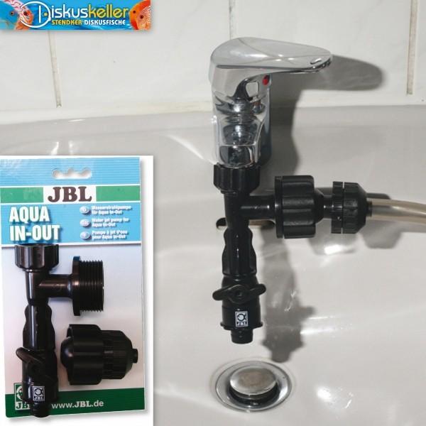 JBL Aqua In-Out - Wasserstrahlpumpe