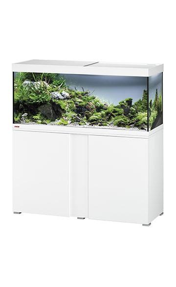EHEIM vivalineLED 240 - weiß - Süßwasser Aquarien-Kombination