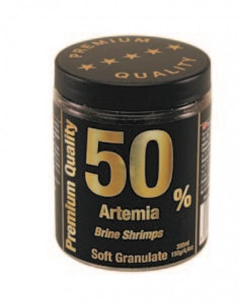 Artemia 50% / Brine Shrimps - Softgranulat 150g von Discusfood