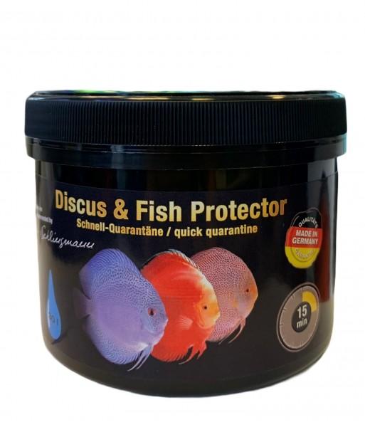 Discus Protector 480g von Discusfood Schnell - Quarantäne für Diskus / 30 Liter - Kurzbad