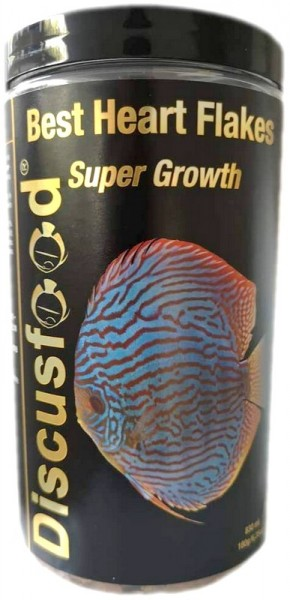 Best Heart Flakes Super Growth 830ml von Discusfood