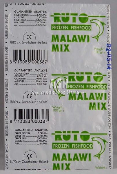 RUTO's Malawi Mix 100g Blister