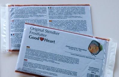 25 x Stendker GoodHeart Diskusfutter: 200g Flachtafel Sparpaket