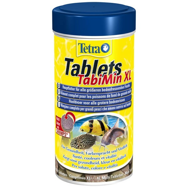 Tablets TabiMin XL 250 ml