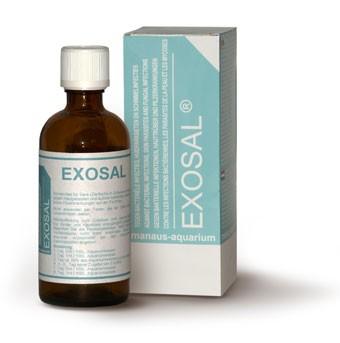 Exosal 100ml von Manaus - Aquarium / Medikament gegen die meisten Infektionskrankheiten