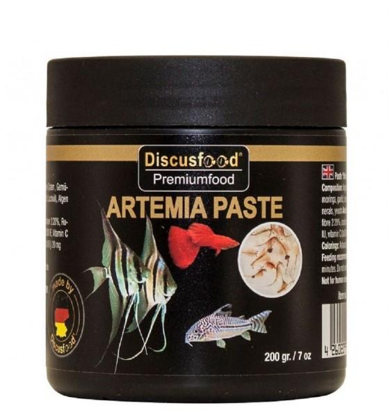 Artemia Paste 200g Brine Shrimp von Discusfood
